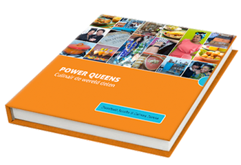 Power Queens inspiratiekookboek