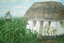PQ09 Schilderij Kas di Kunuku door Elijah